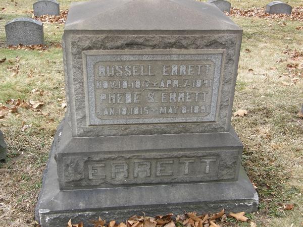 Russell Errett