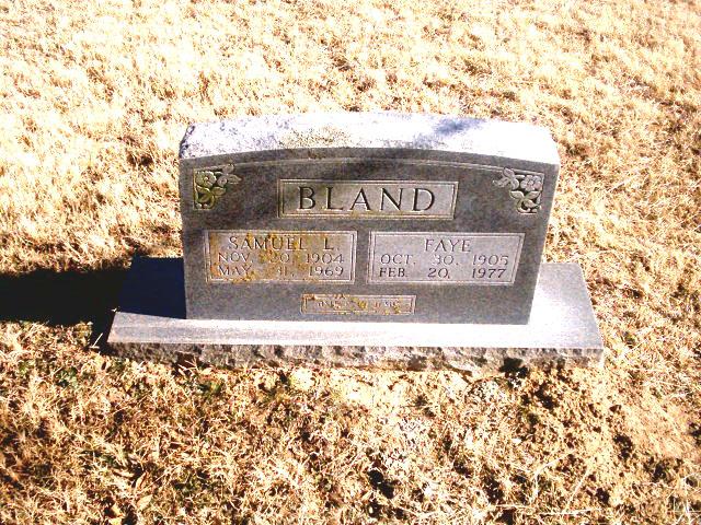 Samuel L. Bland
