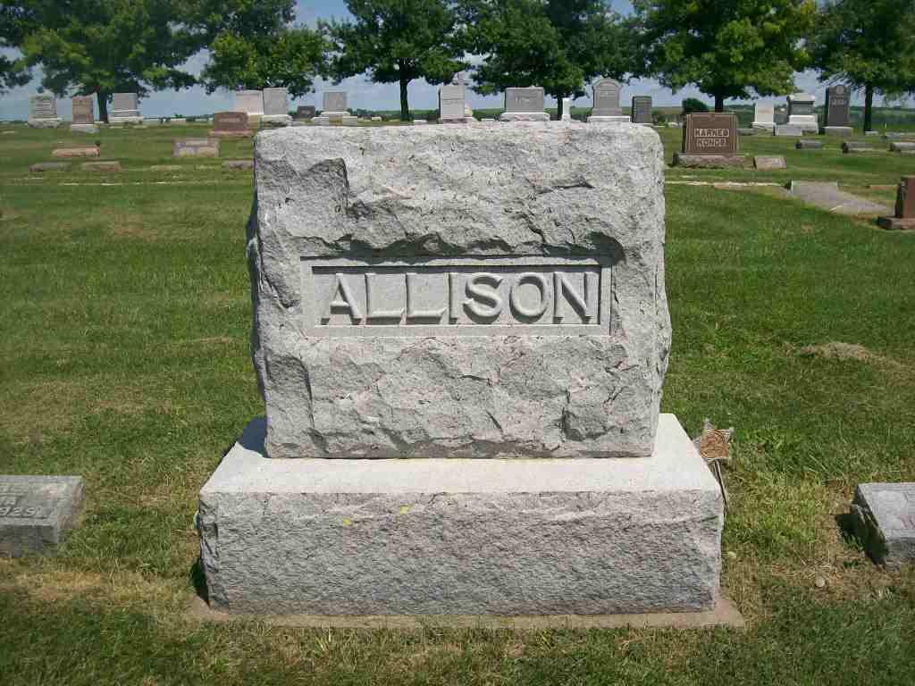 Pvt Moses Henton Allison