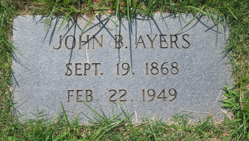 John Blue Ayers