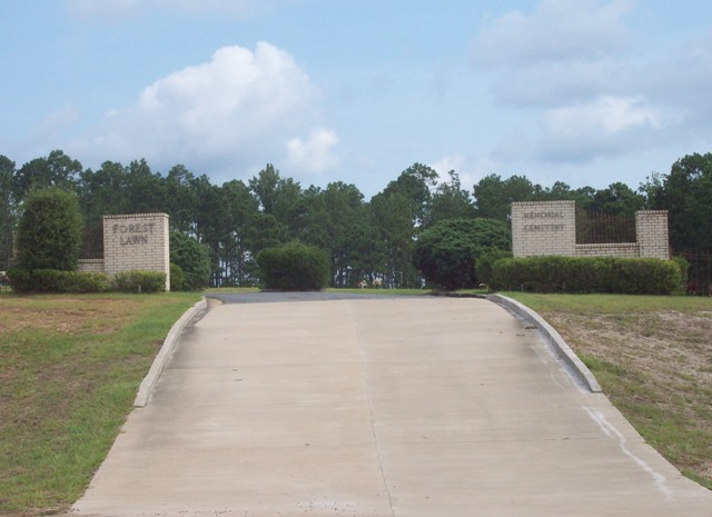 Forest Lawn Memorial Cemetery