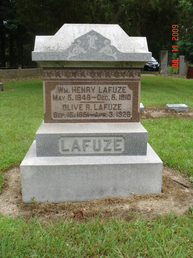 William Henry Lafuze