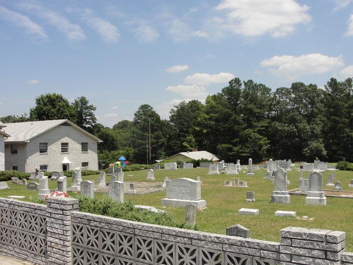 Winters Chapel Methodist Church Cemetery