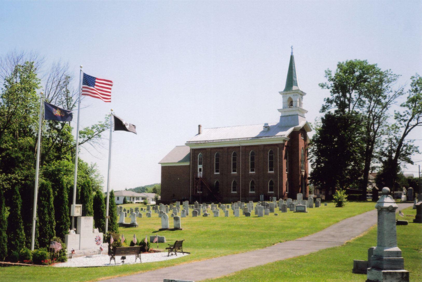 Friedens Union Cemetery