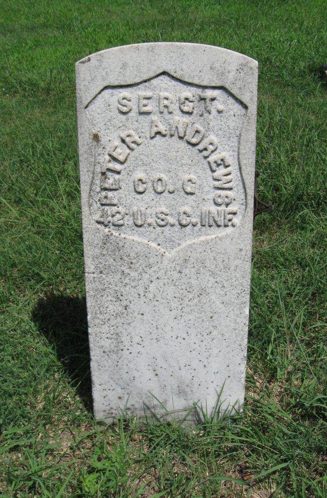 Sgt Peter B. Andrews