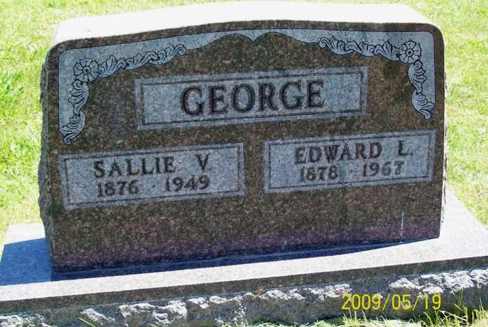 Edward Lee George