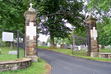 Roman Catholic Polish Cemetery of the Transfigurat