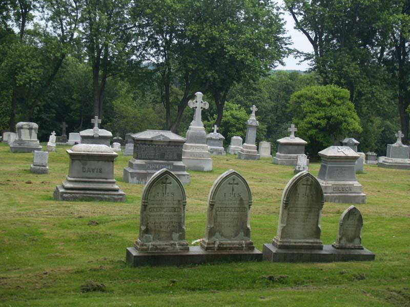 Mount Pleasant Catholic Cemetery