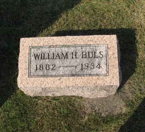 William H Buls