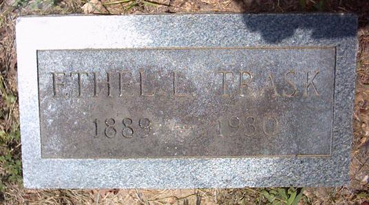 Ethel Lee Trask