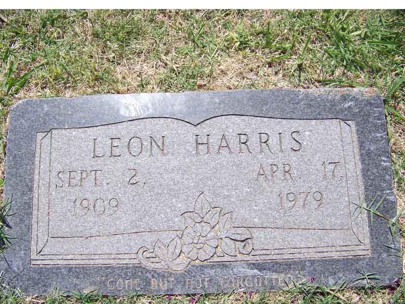 Leon Harris
