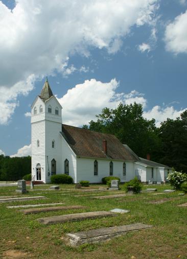 Rising Valley Baptist Church Cemetery