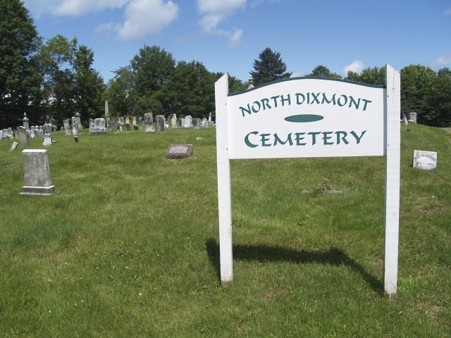 North Dixmont Cemetery