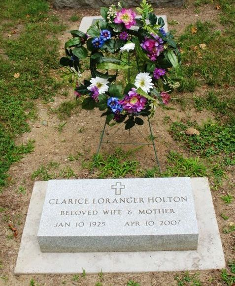 Clarice Ella Holton