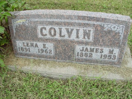 James Monroe Colvin, Sr