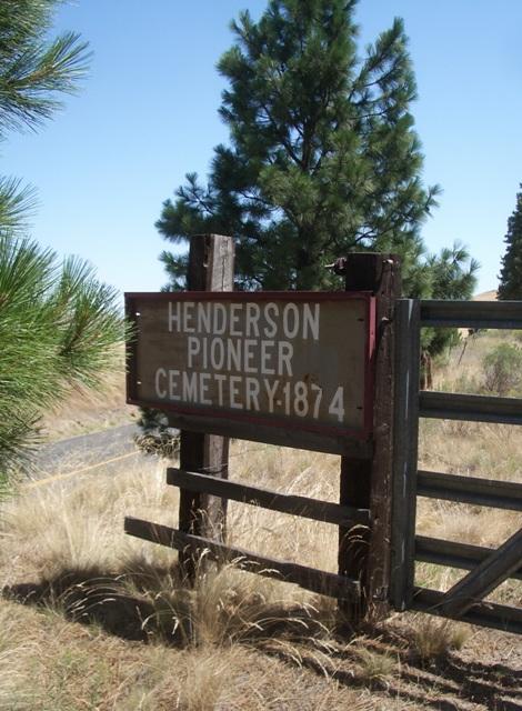 Henderson Pioneer Cemetery