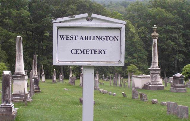 West Arlington Cemetery