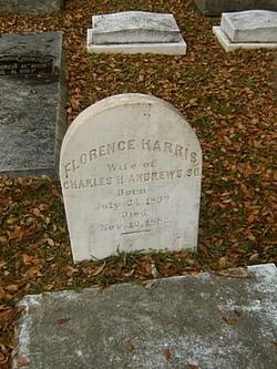 Florence Emma <i>Harris</i> Andrews