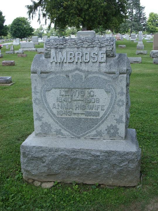 Lewis C. Ambrose
