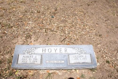 Albert James Hoyer