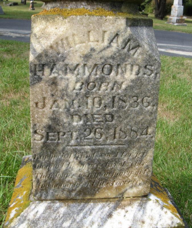 William Marion Hammonds