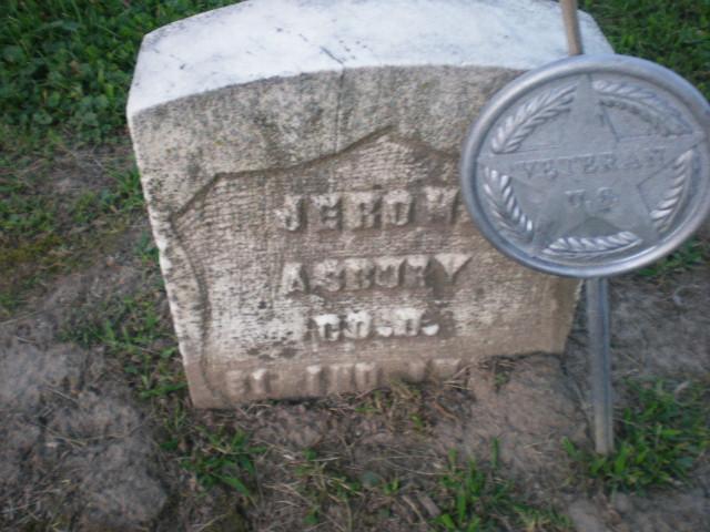 Pvt Jerome Asbury