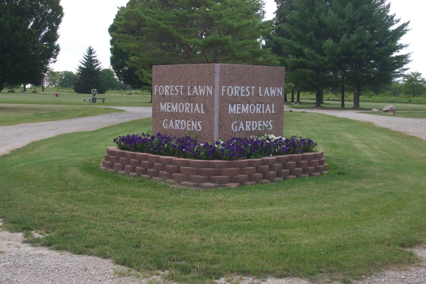 Forest Lawn Memorial Gardens in Dimondale, Michigan - Find A Grave ...