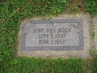 Jean Kay Bock