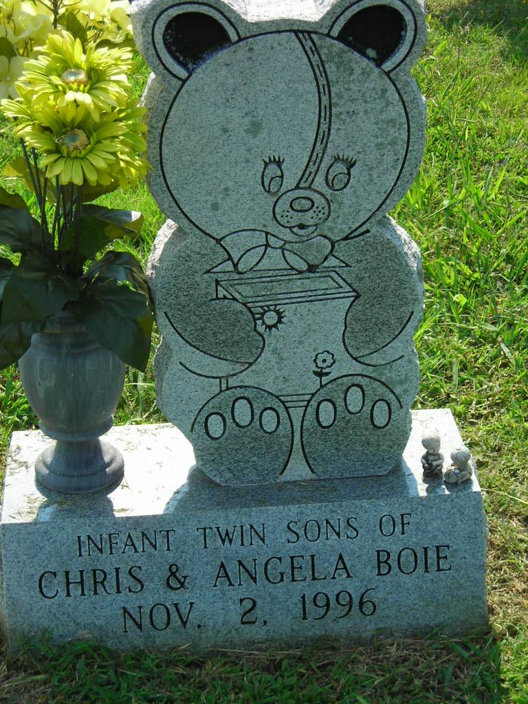 Infant Twin Sons Boie