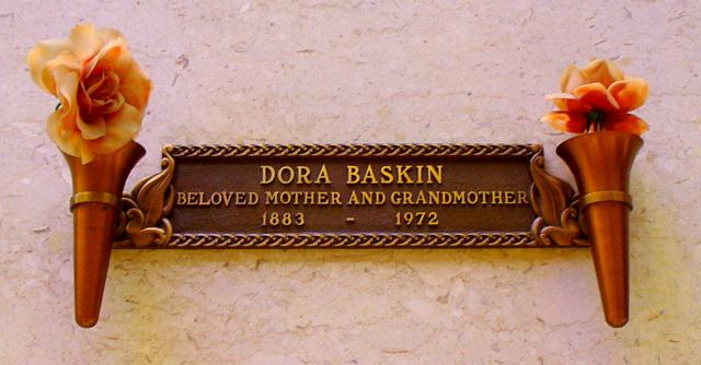 Dora Baskin