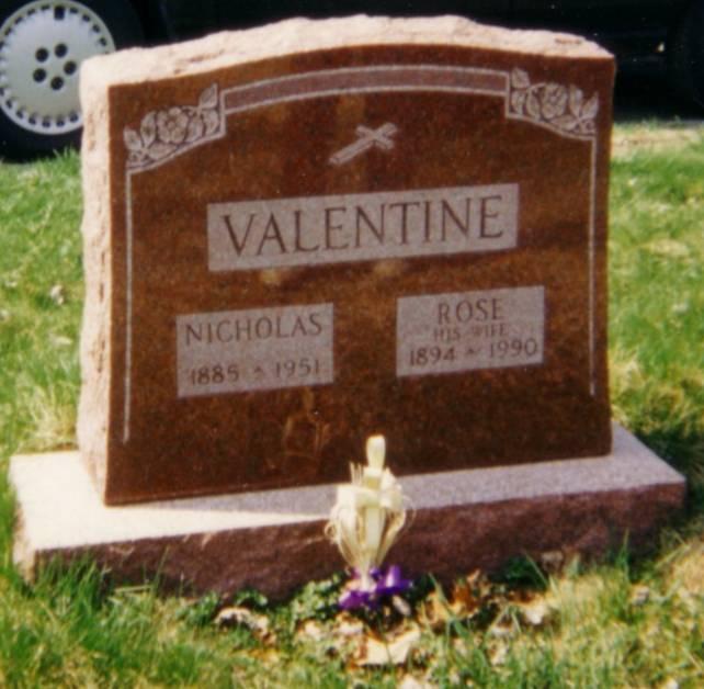 Rose <i>Bontempo</i> Valentine