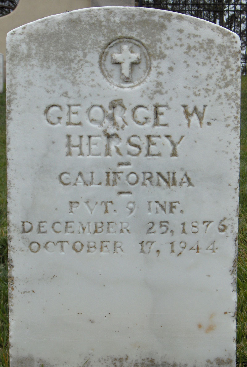 George Whitfield Hersey