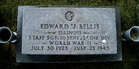 Edward J Bellis