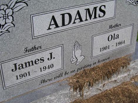 James John Adam