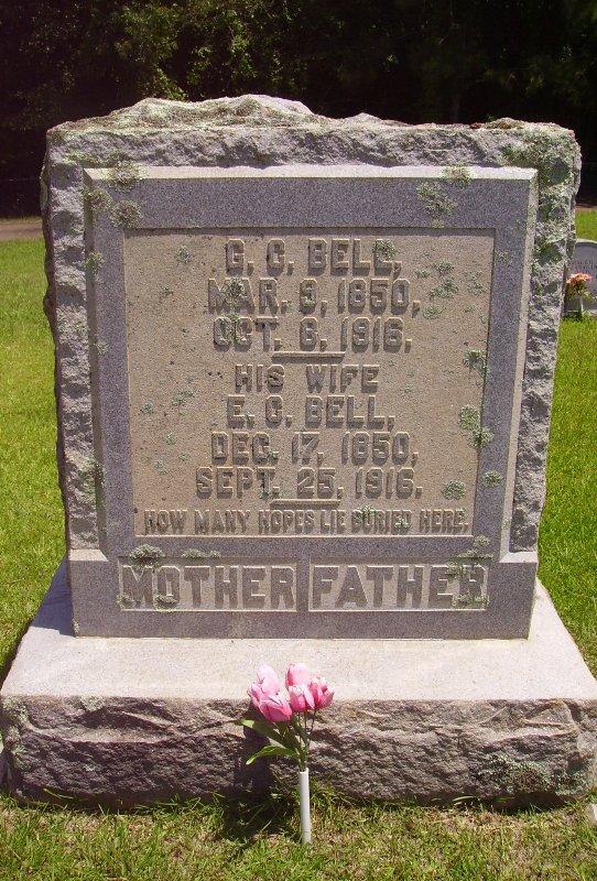 Emily Catherine <i>Morgan</i> Bell