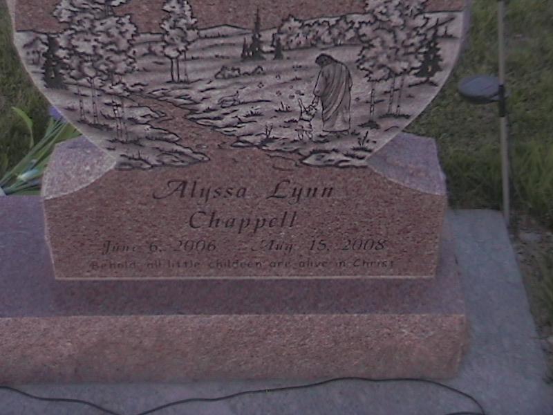 Alyssa Lynn Chappell
