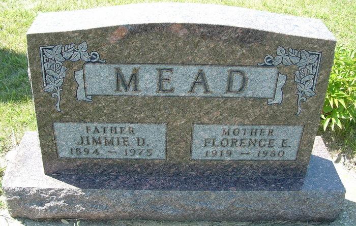 Florence Elvira <i>Lee</i> Mead Wilson
