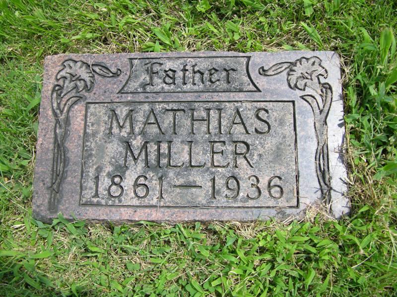 Mathias Miller