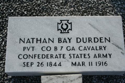 Nathan Bay Durden