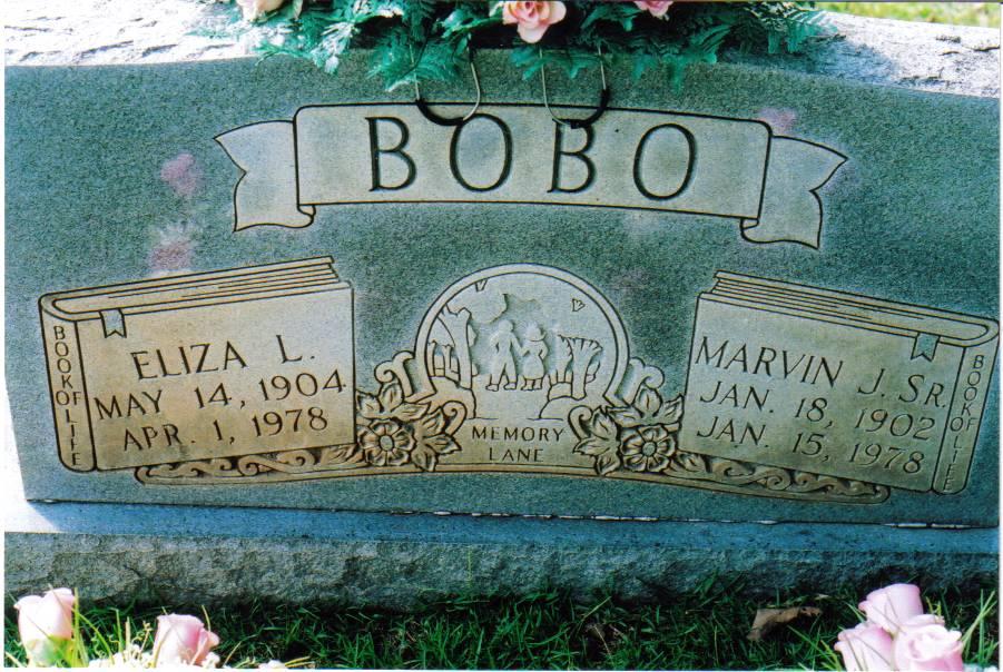 Eliza L. <i>Brackeen</i> Bobo