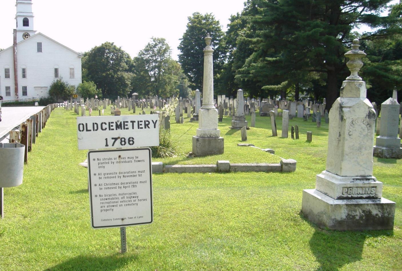 Old Lyme Cemetery