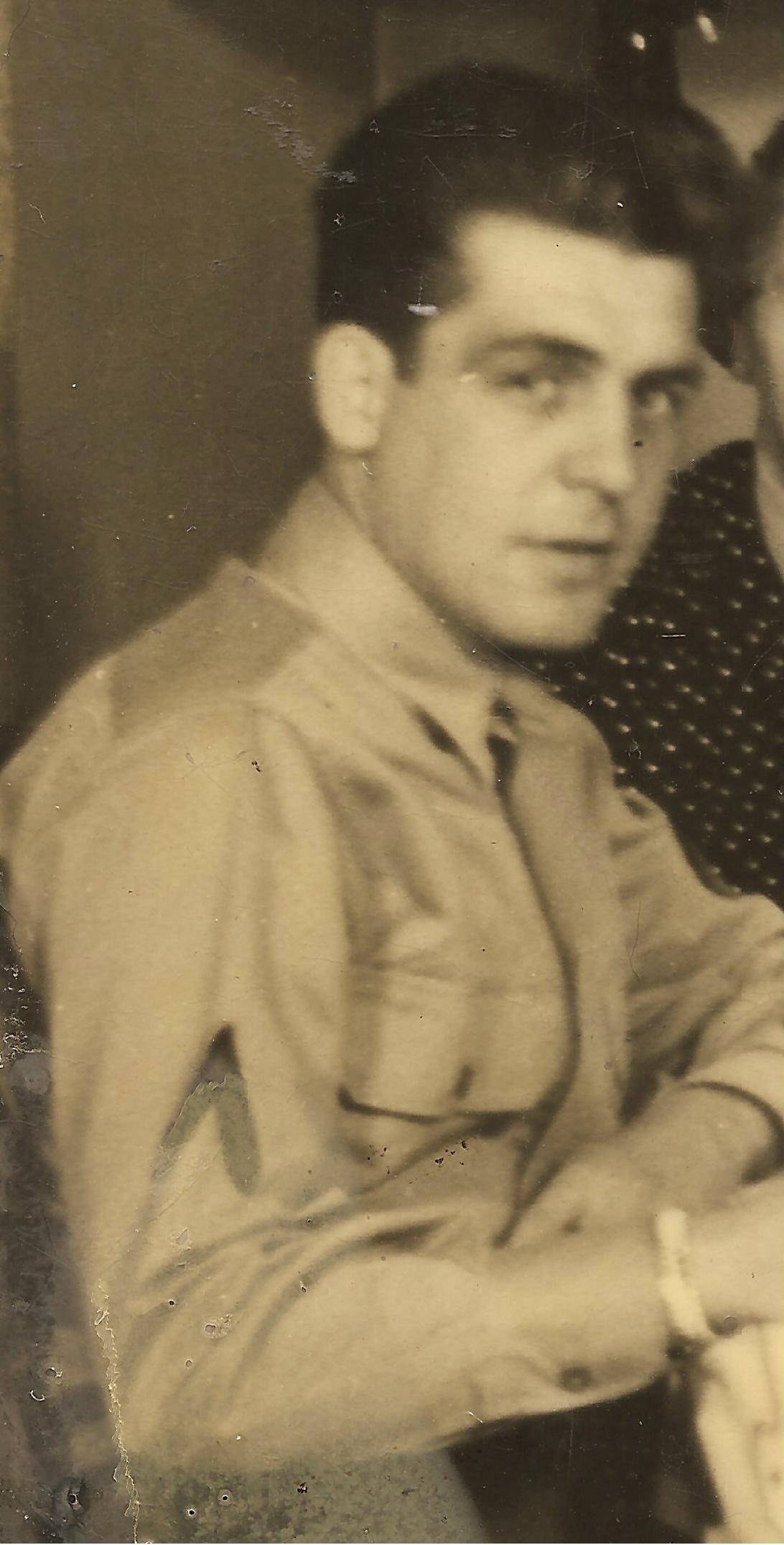 PFC Theron Edward Teater Stoll