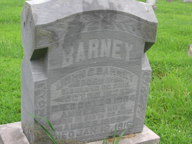 Anneliza E. <i>Hadlock</i> Barney