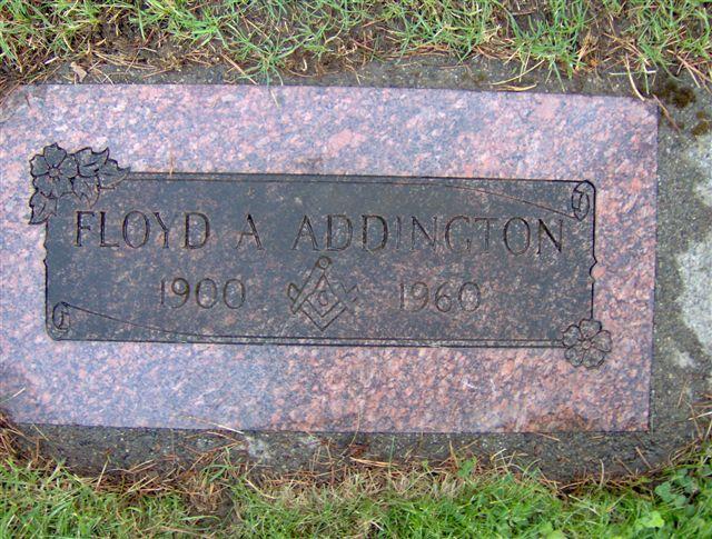 Floyd Alfred Addington