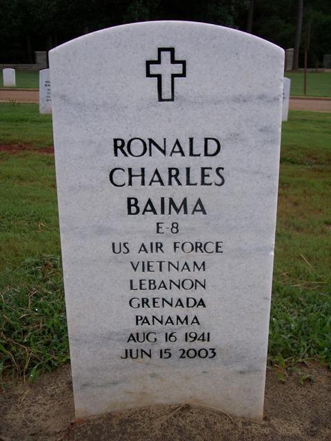 Ronald C. Baima
