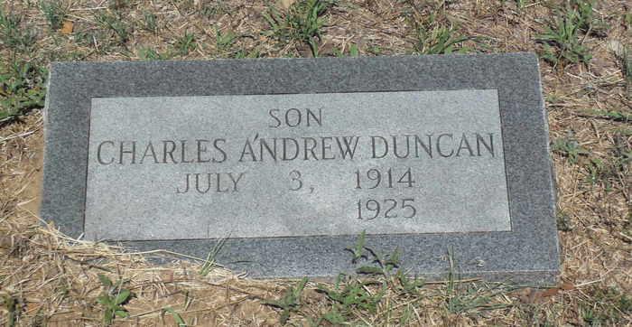 Charles Andrew Duncan