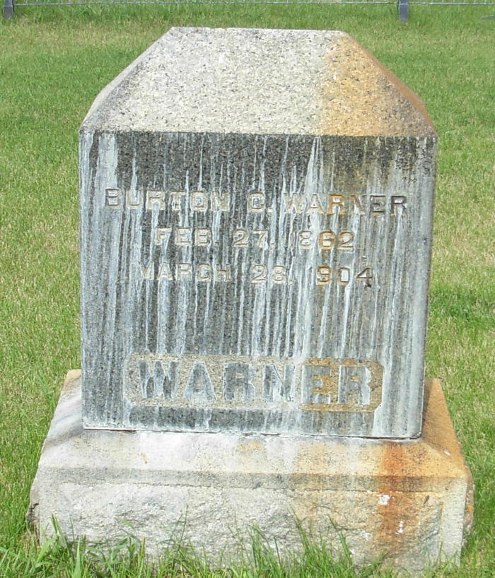 Burton Cook Warner