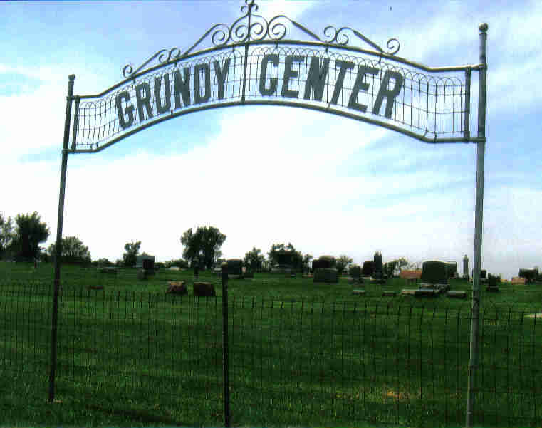 Grundy Center Cemetery