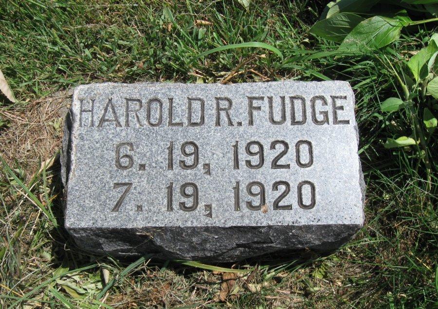 Harold Richard Fudge