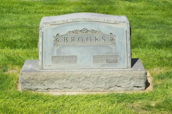 Helen Marie <i>Palmer</i> Brooks